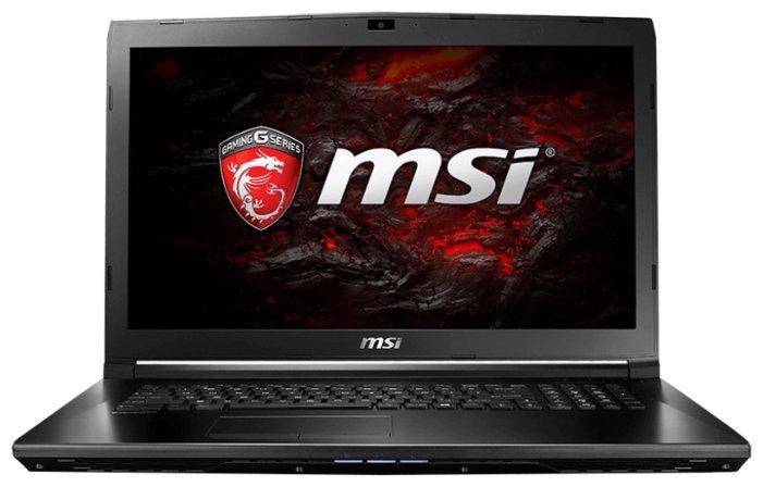 MSI Ноутбук MSI GL72 7RD