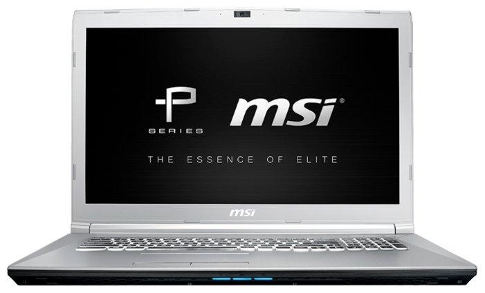 MSI Ноутбук MSI PE72 8RD
