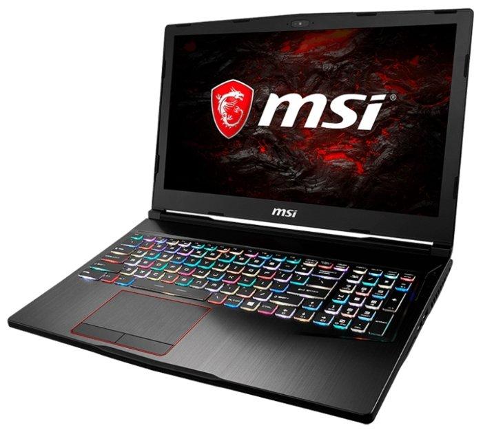 MSI Ноутбук MSI GE63 7RC Raider
