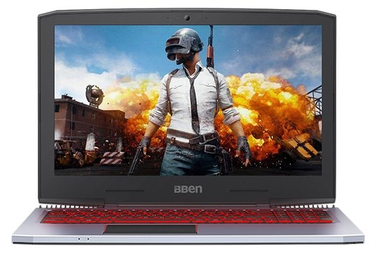 BBEN Ноутбук BBEN G16
