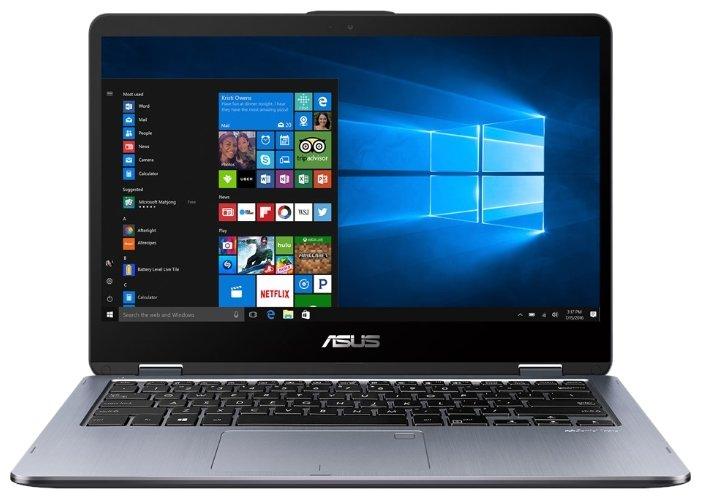 ASUS Ноутбук ASUS VivoBook Flip 14 TP410UF