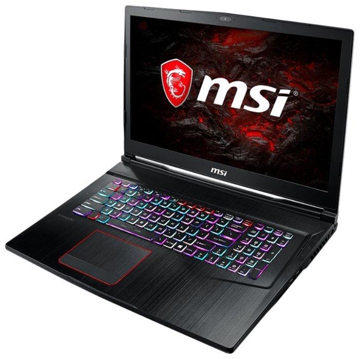 MSI Ноутбук MSI GE73 7RD Raider