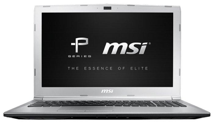 MSI Ноутбук MSI PL62 7RC