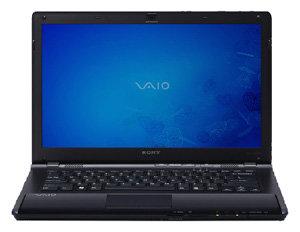 Sony Ноутбук Sony VAIO VPC-CW1NFX