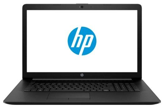 """HP Ноутбук HP 17-ca0030ur (AMD Ryzen 3 2200U 2500 MHz/17.3""""/1600x900/4GB/500GB HDD/DVD-RW/AMD Radeon Vega 3/Wi-Fi/Bluetooth/Windows 10 Home)"""