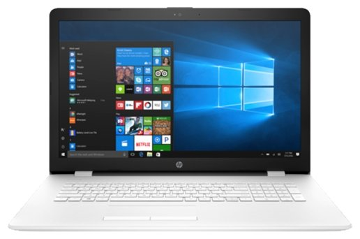 "HP Ноутбук HP 17-bs040ur (Intel Pentium N3710 1600 MHz/17.3""/1600x900/4Gb/1000Gb HDD/DVD-RW/AMD Radeon 520/Wi-Fi/Bluetooth/Windows 10 Home)"