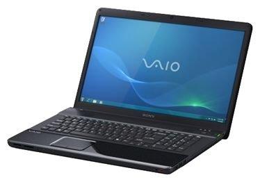 Sony Ноутбук Sony VAIO VPC-EF3S1R