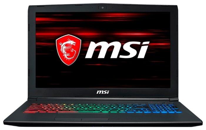 MSI Ноутбук MSI GF62 8RD