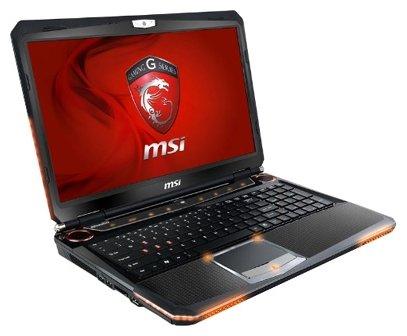 MSI Ноутбук MSI GT685