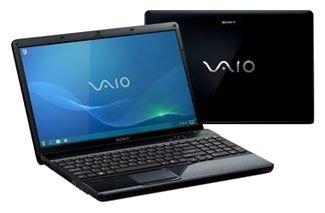 Sony Ноутбук Sony VAIO VPC-EB25FX