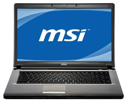 MSI Ноутбук MSI CX720
