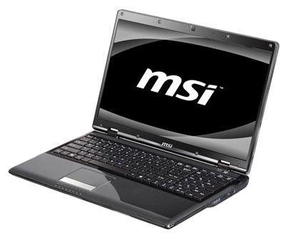 MSI Ноутбук MSI CX605