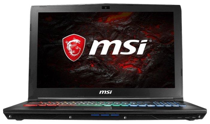 MSI Ноутбук MSI GP62 7RDX LEOPARD