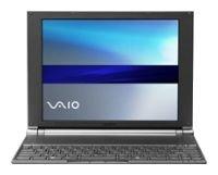Sony Ноутбук Sony VAIO VGN-X505ZP