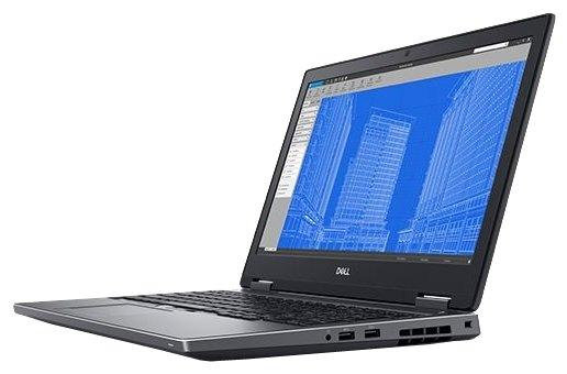 DELL Ноутбук DELL PRECISION 7530
