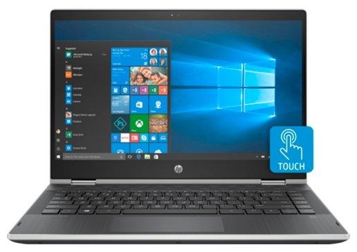 HP Ноутбук HP PAVILION 14-cd0000 x360