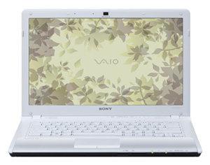 Sony Ноутбук Sony VAIO VPC-CW14FX