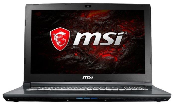 MSI Ноутбук MSI GL72 7RDX