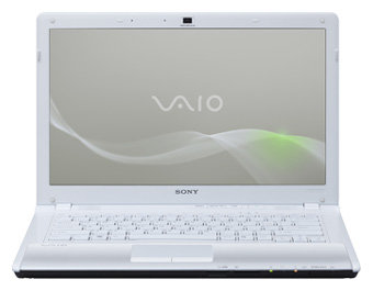 Sony Ноутбук Sony VAIO VPC-CW21FX