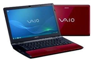 Sony Ноутбук Sony VAIO VPC-CW2S1E