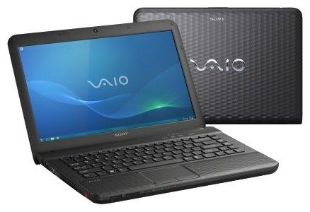 Sony Ноутбук Sony VAIO VPC-EG1S1R