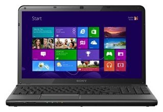 Sony Ноутбук Sony VAIO SVE1513L1R