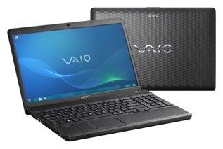 Sony Ноутбук Sony VAIO VPC-EH1E1R