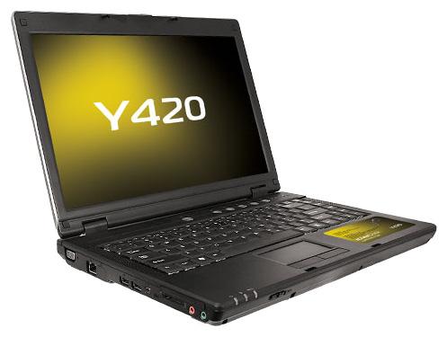 RoverBook Y420