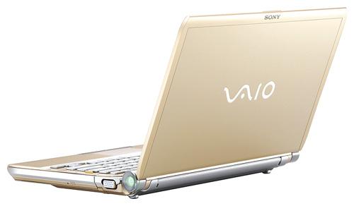 Sony VAIO VGN-TT26XRM