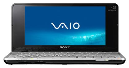 Sony VAIO VGN-P698E