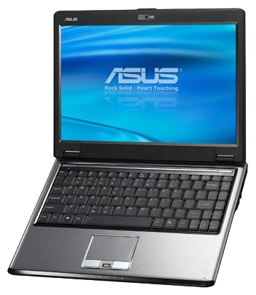 ASUS Ноутбук ASUS F6A
