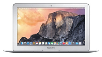 "Apple Ноутбук Apple MacBook Air 11 Early 2015 MJVM2 (Core i5 1600 Mhz/11.6""/1366x768/4.0Gb/128Gb/DVD нет/Intel HD Graphics 6000/Wi-Fi/Bluetooth/MacOS X)"