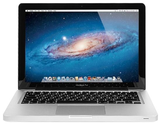 """Apple MacBook Pro 13 Mid 2012 MD102 (Core i7 2900 Mhz/13.3""""/1280x800/8192Mb/750Gb/DVD-RW/Wi-Fi/Bluetooth/MacOS X)"""