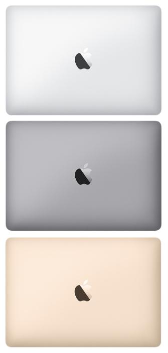 "Apple Ноутбук Apple MacBook Early 2015 (Core M 1200 Mhz/12.0""/2304x1440/8.0Gb/512Gb SSD/DVD нет/Intel HD Graphics 5300/Wi-Fi/Bluetooth/MacOS X)"
