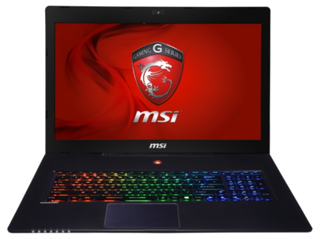 "MSI Ноутбук MSI GS70 2QE Stealth Pro (Core i7 4720HQ 2600 Mhz/17.3""/1920x1080/8.0Gb/1128Gb HDD+SSD/DVD нет/NVIDIA GeForce GTX 970M/Wi-Fi/Bluetooth/Win 8 64)"