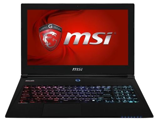 "MSI Ноутбук MSI GS60 2PM (Core i5 4210H 2900 Mhz/15.6""/1920x1080/8.0Gb/1000Gb/DVD нет/NVIDIA GeForce 840M/Wi-Fi/Bluetooth/Win 8 64)"