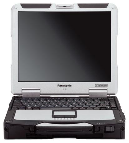 """Panasonic Ноутбук Panasonic TOUGHBOOK CF-31 (Core i5 3340M 2700 Mhz/13.1""""/1024x768/4.0Gb/500Gb/DVD нет/Intel HD Graphics 4000/Wi-Fi/Bluetooth/Win 8 Pro 64)"""
