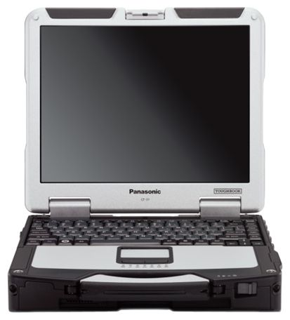 "Panasonic Ноутбук Panasonic TOUGHBOOK CF-31 (Core i5 520M 2400 Mhz/13.1""/1024x768/2048Mb/160Gb/DVD нет/Wi-Fi/Bluetooth/Win 7 Prof)"