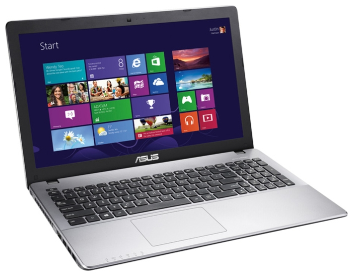 "ASUS Ноутбук ASUS X550LA (Core i3 4010U 1700 Mhz/15.6""/1366x768/4.0Gb/500Gb/DVD-RW/Intel HD Graphics 4400/Wi-Fi/Bluetooth/DOS)"